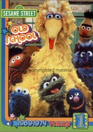 Sesame Street: Old School Volume 1 - 1969 - 1974 Movie