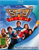 Sky High Blu-ray