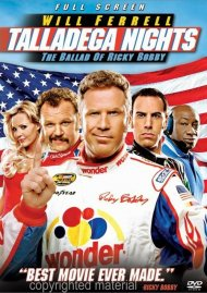 Talladega Nights: The Ballad Of Ricky Bobby (Fullscreen) Movie