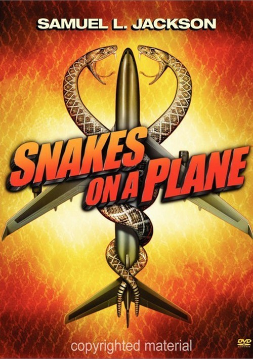 Snakes On A Plane (Widescreen) Movie