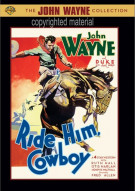 Ride Him, Cowboy Movie