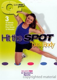 QuickFix: Hit The Spot - Total Body Workout Movie