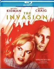 Invasion, The Blu-ray
