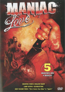 Maniac Love (5-Pack) Movie