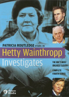 Hetty Wainthropp Investigates: The Complete Fourth Series Movie