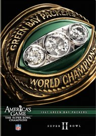 NFL Americas Game: Green Bay Packers Super Bowl II Movie