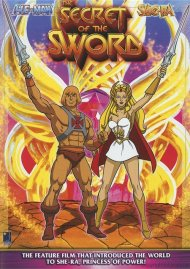 He-Man & She-Ra: The Secret Of The Sword Movie