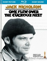 One Flew Over The Cuckoos Nest Blu-ray