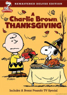 Charlie Brown Thanksgiving, A: Deluxe Edition Movie