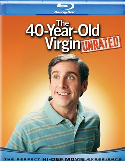 40-Year-Old Virgin, The: Unrated Blu-ray