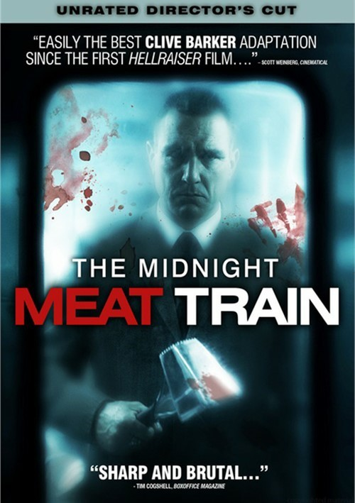 Midnight Meat Train, The: Unrated Directors Cut Movie