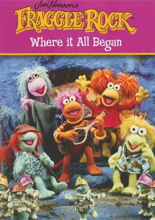 Fraggle Rock: Where It All Began Movie