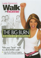 Leslie Sansone: Walk At Home - The Big Burn Movie