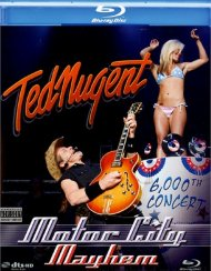 Ted Nugent: Motor City Mayhem Blu-ray