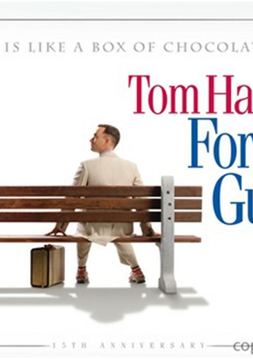 Forrest Gump: Chocolate Box Giftset Movie