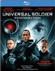 Universal Soldier: Regeneration Blu-ray