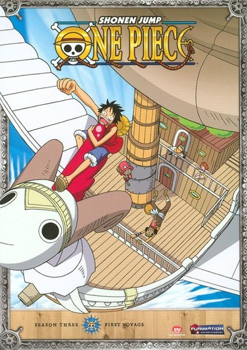 One Piece: Season Three - First Voyage Movie