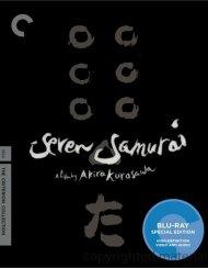Seven Samurai: The Criterion Collection Blu-ray