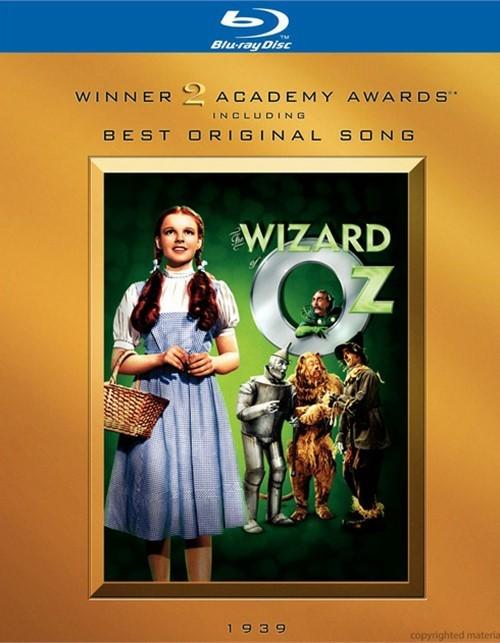 Wizard Of Oz, The: 70th Anniversary Edition (Academy Awards O-Sleeve) Blu-ray