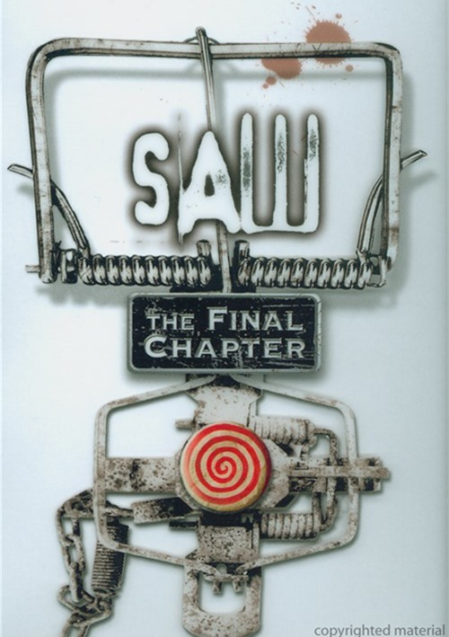 Saw: The Final Chapter Movie