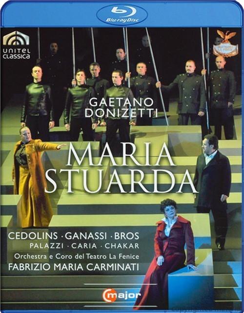 Donizetti: Maria Stuarda Blu-ray