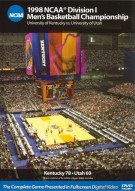 1998 NCAA Division I Mens Basketball Championship: University Of Kentucky Vs. University Of Utah Movie