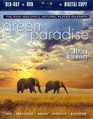 Green Paradise: Africa (Blu-ray + DVD + Digital Copy) Blu-ray
