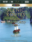 Scenic Routes Around The World: Far East (Blu-ray + DVD + Digital Copy) Blu-ray