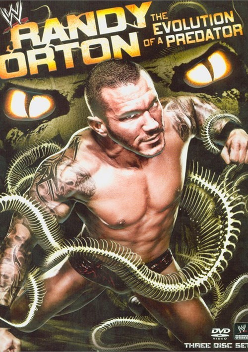 WWE: Randy Orton - The Evolution Of A Predator Movie