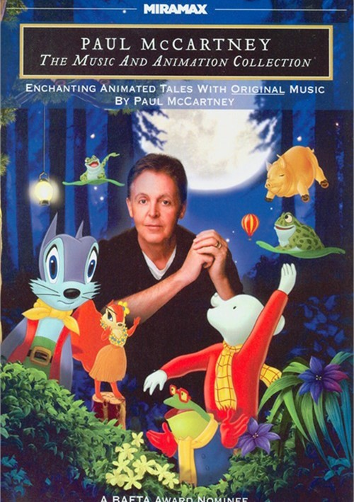 Paul McCartney: The Music And Animation Collection Movie