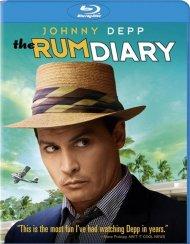 Rum Diary, The Blu-ray