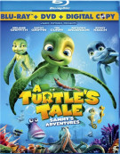 Turtles Tale, A: Sammys Adventure (Blu-ray + DVD + Digital Copy) Blu-ray
