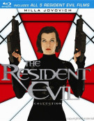 Resident Evil Collection, The Blu-ray