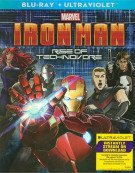 Iron Man: Rise Of The Technovore (Blu-ray + UltraViolet) Blu-ray