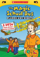 Magic School Bus, The: Planes And Robots (2 Pack) Movie