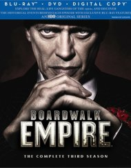 Boardwalk Empire: The Complete Third Season (Blu-ray + DVD + UltraViolet) Blu-ray