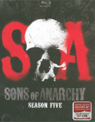 Sons Of Anarchy: Season Five Blu-ray