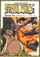 One Piece: Season Five - Sixth Voyage Movie