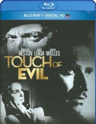 Touch Of Evil (Blu-ray + UltraViolet) Blu-ray