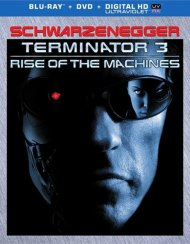 Terminator 3: Rise Of The Machines (Blu-ray + UltraViolet) Blu-ray
