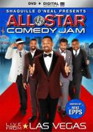 Shaquille ONeal Presents: All Star Comedy Jam - Live From Las Vegas (DVD + UltraViolet) Movie
