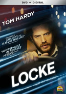 Locke (DVD + UltraViolet) Movie