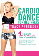 Tracy Anderson: Cardio Dance For Beginners Movie