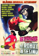 Luchadoras VS. El Robot Asesino, Las Movie