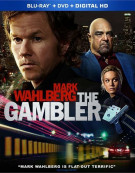 Gambler, The (Blu-ray + DVD + UltraViolet) Blu-ray