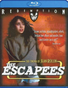 Escapees, The Blu-ray