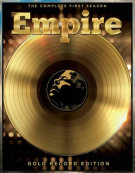 Empire: The Complete First Season - Gold Record Edition Blu-ray