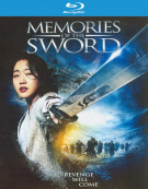 Memories Of The Sword Blu-ray