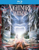 Nightmare Weekend (Blu-ray + DVD Combo) Blu-ray