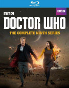 Doctor Who: The Complete Ninth Series Blu-ray